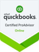 Quickbooks certified Pro Advisor logo