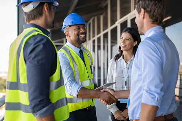 CPA consulting for construction firm